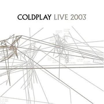 Coldplay - Live 2003-Jewel Case