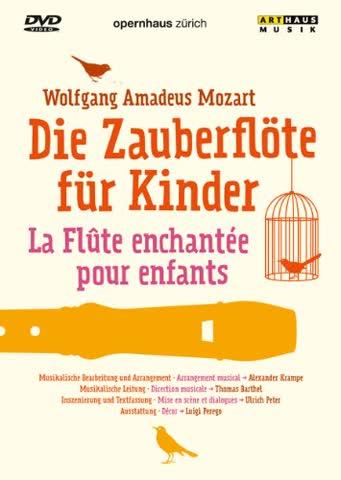 Mozart - Die Zauberflöte für Kinder