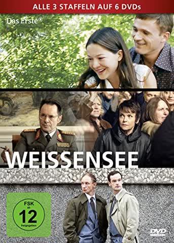 Weissensee - Alle drei Staffeln auf 6 DVDs