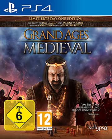 Grand Ages Medieval (USK 6 Jahre) PS4