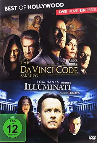 Best of Hollywood - 2 Movie Collector's Pack: Illuminati / The Da Vinci Code - Sakrileg [2 DVDs]