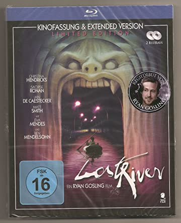 Lost River: Kinofassung & Extended Version [Blu-ray]