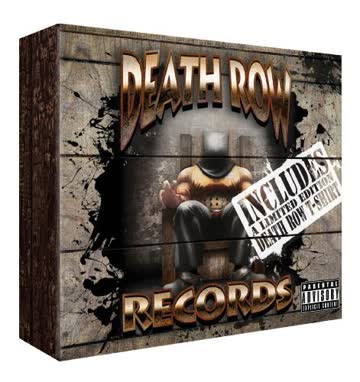 Various - Ultimate Death Row Box Set