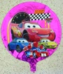 Folienballon Cars 45cm rosa NEU