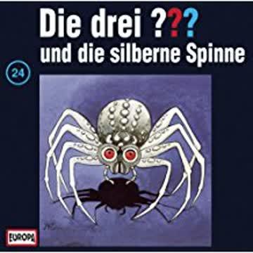 Die drei ??? - und die silberne Spinne