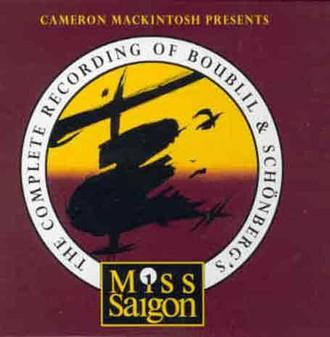Original London Cast Recording - Miss Saigon [UK-Import]