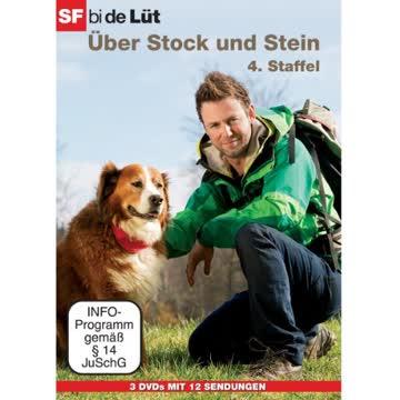 Über Stock und Stein - Staffel 4 - Von St-Ursanne nach Piz Linard [2 DVDs]