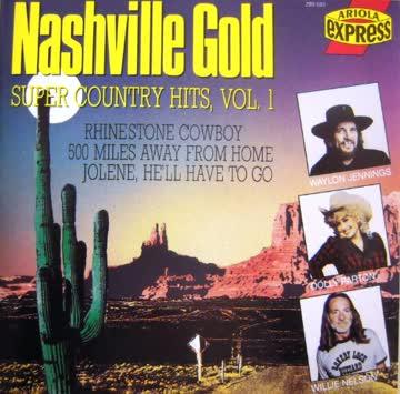 Various - Nashvillie Gold