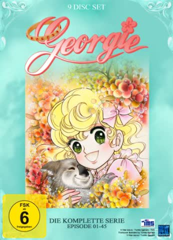 Georgie - Die komplette Serie (9 DVDs) [Collector's Edition]