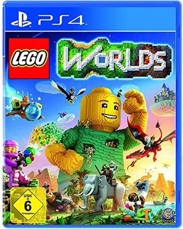 LEGO Worlds [German Version]