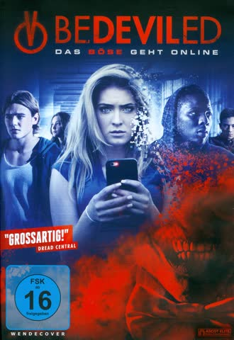 SHARBINO, SAXON / SOO HOO, BRANDON - Bedeviled (1 DVD)