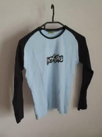 Mädchenshirt hellblau
