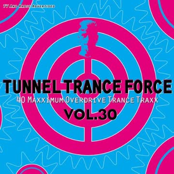 Various - Tunnel Trance Force 30