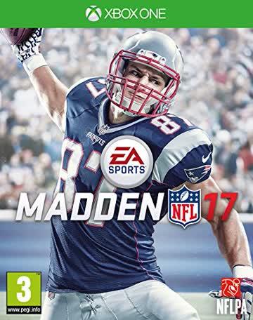 Madden NFL 17 (Xbox One) [UK IMPORT]