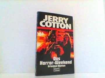 Jerry Cotton, Das Horror-Weekend