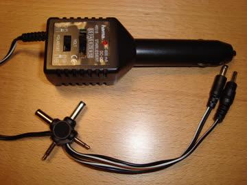 Hama Autoadapter für CD/MD/MP3 für Zigarettenanzünder