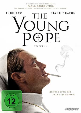 The Young Pope - Staffel 1 [4 DVDs]