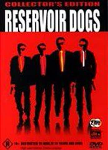 Reservoir Dogs Collector S Edition