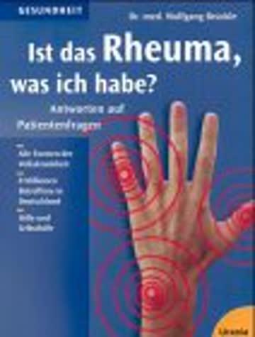 Ist das Rheuma, was ich habe?