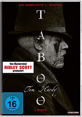 Taboo [3 DVDs]
