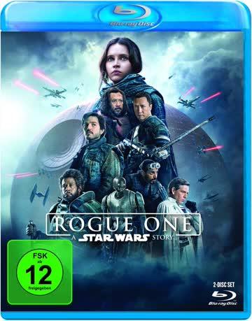 Rogue One: A Star Wars Story (+ Bonus-Disc) [Blu-ray] [2016] [Region A & B & C]