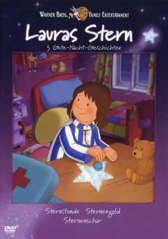 Lauras Stern - 3 Gute-Nacht-Geschichten: Sternstunde, Sternengold, Sternenschar