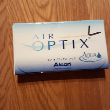 Air Optix Monatslinsen Neu