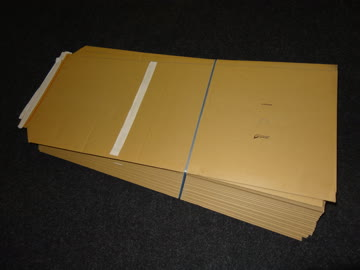 Vinyl, LP Versandkarton 25 Stück