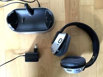 Philips SBC HC8525 Kabellose HiFi-Kopfhörer TOP ZUSTAND!!!!!