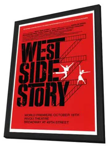 West Side Story, Musical, Videokasette