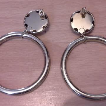 1 Paar Ohrringe