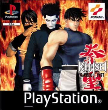 Kensei - Sacred Fist