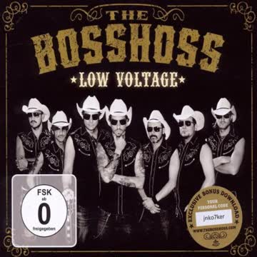 the Bosshoss - Low Voltage (Deluxe Edition)