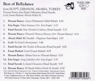 Various - Best of Bellydance