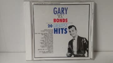 Bonds Gary Us - Gary Us Bonds Greatest Hits