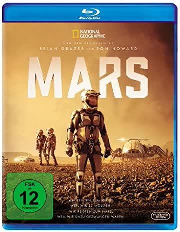 MARS - 6 Episoden [Blu-ray]