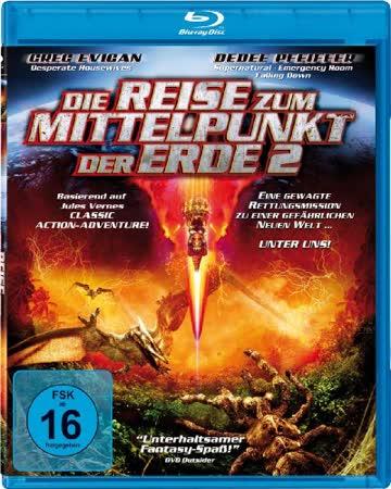 Die Reise zum Mittelpunkt der Erde 2 [Blu-ray]