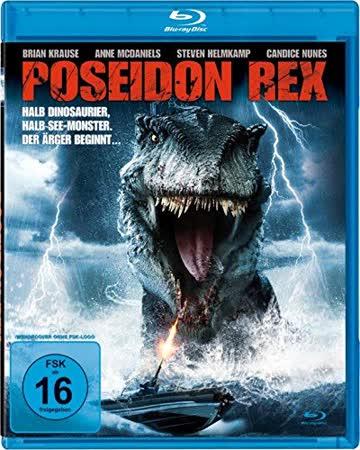 Poseidon Rex [Blu-ray]