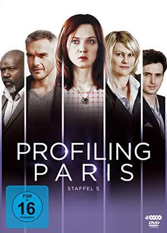 Profiling Paris - Staffel 5 [4 DVDs]