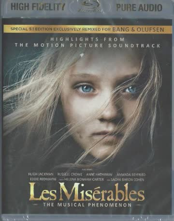 - Les Miserables The Musical Phenomenon Highlights from The Motion Picture Soundtrack