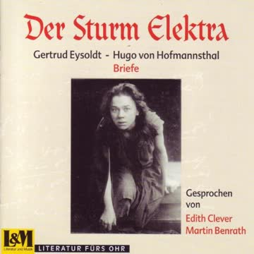 Der Sturm Elektra - Briefwechsel