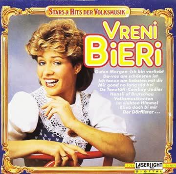 Vreni Bieri - Stars & Hits der Volksmusik - Vreni Bieri
