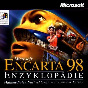 Microsoft Encarta 98