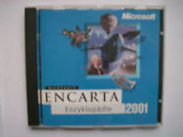 Microsoft Encarta 2001