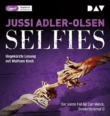 Selfies. Der siebte Fall für Carl Mørck, Sonderdezernat Q: Ungekürzte Lesung (2 mp3-CDs)
