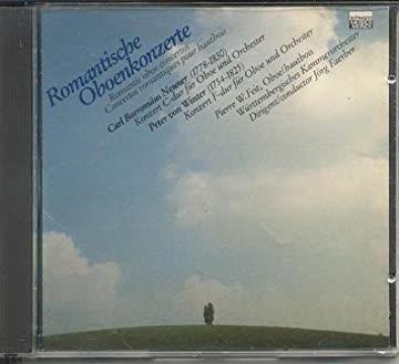 Pierre W Feit - Romantische Oboenkonzerte / Romantic Oboe Concertos [UK Import]