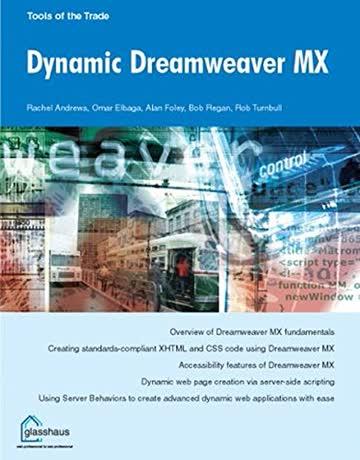 DREAMWEAVER MX, (Tools of the Trade)
