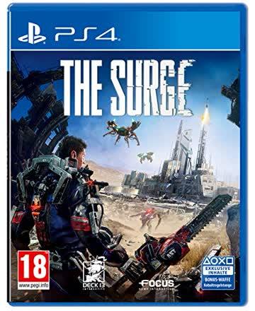 The Surge (PS4) (PEGI) [German Version]