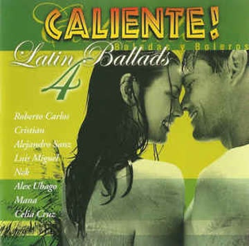 Various - Caliente Latin Ballads 4