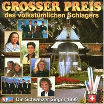 Various - Grosser Preis d.Volkstüml.Sch